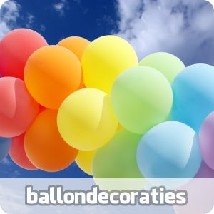 ballondecoraties wageningen
